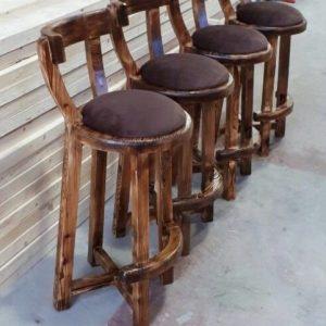 صندلی پایه بلند